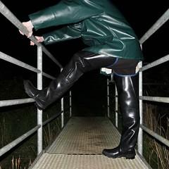 Gates Century (essex_mud_explorer) Tags: waders rubber boots rubberboots rubberwaders thighwaders thighboots cuissardes watstiefel gates century centurywaders madeinscotland madeinbritain