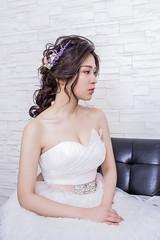 IMG_7605 (MK影像) Tags: photography beauty model style canon eye fashion 個性 寫真 人像攝影 新秘造型