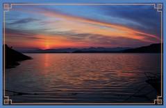 Greetings from Norway 😘 Hilsen fra Norge 🇳🇴 (EEVIONNIK (bitmap_idx)) Tags: vaulen gandsfjorden sunrise soloppgang fjord norge norway