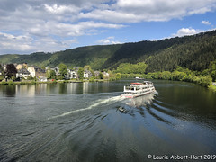 -20190507Traben-Trabach1 (Laurie2123) Tags: iphone8plus laurieabbotthartphotography laurieturner laurieturnerphotography laurietakespics moselle odc odc2019 ourdailychallenge laurie2123 trabentrabach river cruise