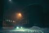 Blizzard (Laser Kola) Tags: blizzard streetphotography snow laserkola lasseerkola fujifilm x100f 35mm f2 cinematic moody nightphotography nightlights nightlife midnight winter finland helsinki somewhere 2019