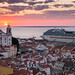 Lisbon at Sunrise (Explored)