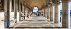 Venice (AAcerbo) Tags: italy italian city venice architecture arch columns light cinematic
