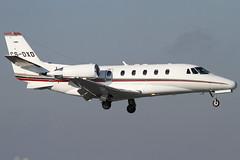 CS-DXD 20022013 (Tristar1011) Tags: ebbr bru brusselsairport netjets cessna cessna560xl citationxls c56x csdxd