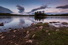 Clunie (jonathan.scaife81) Tags: loch clunie blairgowrie dunkeld perthshire scotland evening hour blue sunset cloud lake canon 6d sigma wide 1735 sigma1735 landscape water essendy canon6d lens bluehour