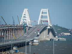 M1 20190421 13 (romananton) Tags: крымскиймост керченскиймост kerchstraitbridge crimeanbridge bridge мост стройка строительство крым construction constructing