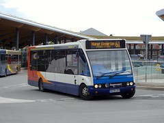 Stagecoach Chester Optare Solo 47624 MX08 UPH (josh83680) Tags: mx08uph mx08 uph 47624 optaresolo optare solo stagecoachchester stagecoach chester