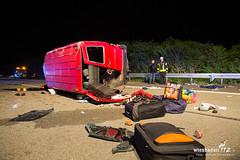 Tödlicher Verkehrsunfall A3 Limburg 07.05.19 (Wiesbaden112.de) Tags: a3 badcamberg christophgiesen crash ex feuerwehr limburg manv nef notarzt olrd rth rtw rettungsdienst verkehrsunfall überschlag