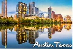 Postcrossing US-6006810 (booboo_babies) Tags: austin texas unitedstates austintexas skyline city buildings postcrossing