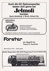 Grasshoppers Zurich vs West Bromwich Albion - 1981 - Page 30 (The Sky Strikers) Tags: grasshoppers zurich west bromwich albion wba brom sportplatz hardtum uefa cup programme fr 1