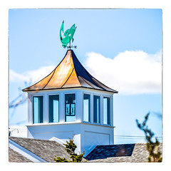 Copper Top (Timothy Valentine) Tags: window hrsw fbpost 0419 cupola wednesday capecod large 2019 restaurant sandwich massachusetts unitedstatesofamerica