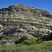 Multicolored Layered Across a Badlands Landscape (Theodore Roosevelt National Park)