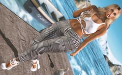 ღFashion Look 857ღ (ღMandarine12ღ) Tags: scandalize lyrium pose tableauvivant breathe fameshed vanityevent event catwa head bento maitreya body mesh avatar girl sexy mode fashion look blog blogger sl secondlife