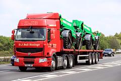 Apr 30 2019 A34 PO62JBE D.J.Ball (jon L1049H) Tags: trucks renault a34 ball