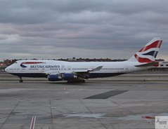 British Airways B747-436 G-CIVO taxiing at JFK/KJFK (AviationEagle32) Tags: newyorkjfk newyork newyorkjfkairport newyorkjohnfkennedy newyorkjohnfkennedyairport johnfkennedyairport johnfkennedy jfk jfkairport kjfk unitedstatesofamerica unitedstates american america usa britishairways oneworld speedbird ba baw boeing boeing747 747 b747 b747400 b747436 b744 gcivo jumbojet jumbo