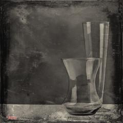 Alchemy (MBates Foto) Tags: blackandwhite carlzeiss glass indoors monochrome nikon nikond810 nikonfx studio textures zeisslens spokane washington unitedstates