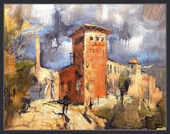 CAL MARÇAL-PINTURA-ART-COLÒNIES-LLOBREGAT-PUIG-REIG-TRANSFORMADOR-ELECTRICITAT-XEMENEIES-FABRIQUES-PINTURES-PINTOR-ERNEST DESCALS (Ernest Descals) Tags: calmarçal puigreig barcelona berguedà catalunya cataluña catalonia pint pictures colònies colonias colònia industriasl industriales industry industria textil textils textiles historia electricidad fabrica fabriques antigues antiguas ancient fabricas factories suministroelectrico arqueologia historicas history historiques chimeneas xemeneies arboles paisatge paisatges industrial paisaje paisajes landscape landscaping art arte artwork pintura quadres cuadros pintures pinturas pintar pintando pintant painting paintings painter painters tormenta luz contraste pintores pintors pintor ernestdescals plastica documents documentos plasticos artisticos artistes artista artist paisajistas detalles