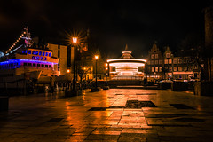 The carousel at night (Vagelis Pikoulas) Tags: carousel night nightscape landscape city cityscape urban canon 6d tokina 2470mm view gdansk poland europe travel holidays april spring 2019