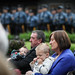 Governor Murphy delivers remarks at the New Jersey State Police Survivors of the Triangle Memorial Service in Trenton on May 1st, 2019. Edwin J. Torres/Governor's Office.