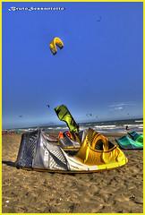 (bruto68) Tags: bruto68 blui mare nikon nikon18200 nikond300s natura nuvole samyang8mm spiaggia sport sky samyang sole luce colore cielo color latina
