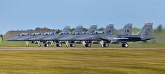 492nd FS 'Madhatters' USAF Lakenheath (MarkYoud) Tags: 492nd fs madhatters usaf f15 strike eagle 48th fw og jet