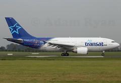 C-GTSY - Air Transat A310 (✈ Adam_Ryan ✈) Tags: dub eidw dublinairport 2019 dublinairport2019 airbusboeing cgtsy airtransat welcometitles a310