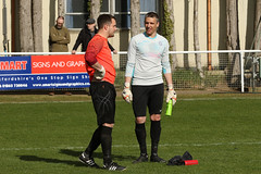 88 (Dale James Photo's) Tags: marlow united football club old bradwell fc berks bucks fa senior trophy county cup final association northcourt road abingdon bbfacountycups non league