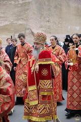 110. Божественная литургия в Успенском соборе 01.05.2019