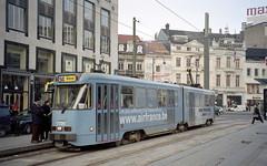 2004-11-30 Brussel Tramway Nr.7726 (beranekp) Tags: belgium brussel tramway tram tramvaj tranvia strassenbahn šalina elektrika električka 7726