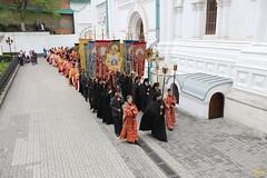 098. Божественная литургия в Успенском соборе 01.05.2019