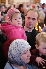 095. Божественная литургия в Успенском соборе 01.05.2019