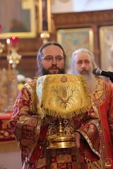 071. Божественная литургия в Успенском соборе 01.05.2019