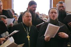 061. Божественная литургия в Успенском соборе 01.05.2019