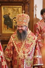 051. Божественная литургия в Успенском соборе 01.05.2019