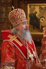 050. Божественная литургия в Успенском соборе 01.05.2019