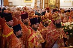 044. Божественная литургия в Успенском соборе 01.05.2019