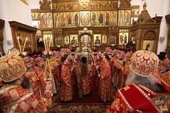 037. Божественная литургия в Успенском соборе 01.05.2019
