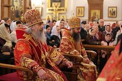 034. Божественная литургия в Успенском соборе 01.05.2019