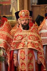 029. Божественная литургия в Успенском соборе 01.05.2019