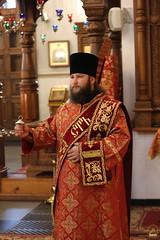 022. Божественная литургия в Успенском соборе 01.05.2019