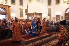 019. Божественная литургия в Успенском соборе 01.05.2019