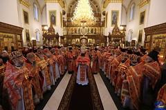 007. Божественная литургия в Успенском соборе 01.05.2019