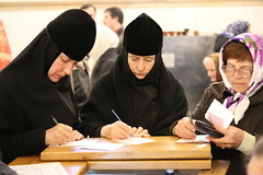 004. Божественная литургия в Успенском соборе 01.05.2019