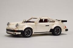 Porsche 911 Turbo update (2) (Dornbi) Tags: lego porsche 911 930 turbo 115
