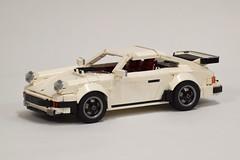 Porsche 911 Turbo update (1) (Dornbi) Tags: lego porsche 911 930 turbo 115