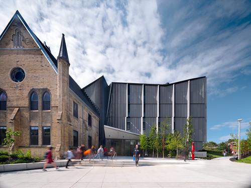 Doors Open Toronto - University of Toronto - John H. Daniels Faculty of Architecture, Landscape and Design