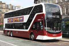20190415 - 3700 - Lothian (Lothian Buses - LothianCity) - Enviro 400 XLB - No 1069 - Route 16 - Elm Row - Edinburgh (Paul A Weston) Tags: lothian lothianbuses lothiancity edinburgh elmrow enviro400xlb 1069 route16