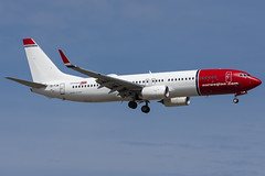 EI-FJN - Norwegian - Boeing 737-800 (John Klos) Tags: 41152 b737 b737800 b7378jp boeing boeing737 eifjn ibk jfk jfkintlairport jfkinternationalairport johnklos kjfk newyork nikkor70200mmf4gvr nikon nikonafstc17eii nikond7200 norwegian aircraft aircraftspotting airline airplane airplanespotting approach aviation jet spotting strobe winglets newyorkcity unitedstatesofamerica