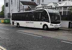 Borders Buses Optare Solo SR YJ15AAX 11503 (Daniely buses) Tags: service464 11503 yj15aax optaresolosr wcm westcoastmotors bordersbuses