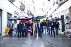 #Europeias2019 Paulo Rangel no Distrito de Évora
